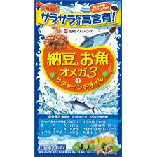 納豆とお魚